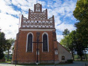 Kościół pw. Narodzenia Najświętszej Marii Panny wKamionnej