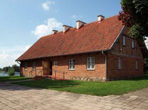 Muzeum Kultury Ludowej wWęgorzewie