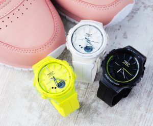 Niezawodne zegarki Casio Baby-G