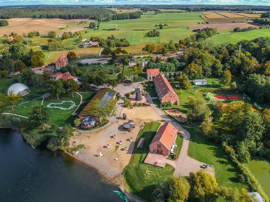 Olandia, Prusim - Kraina 100 Jezior
