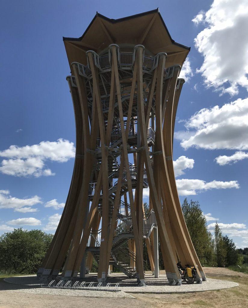 Wieża widokowa wStańczykach
