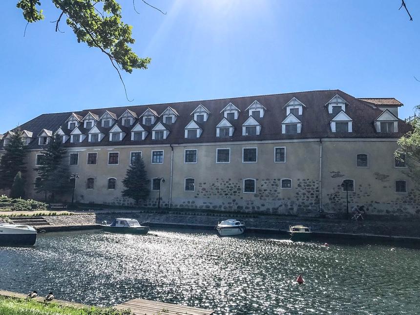 Zamek wWęgorzewie