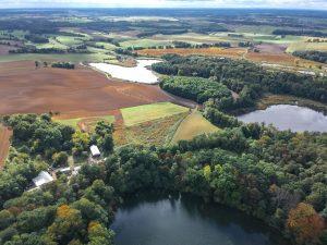 Kraina 100 Jezior to jeden zładniejszych obszarów wcałej Wielkopolsce