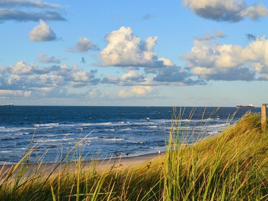 Polskie Morze Bałtyckie - zimą równie ciekawe