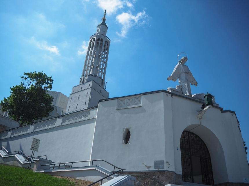 Bazylika Mniejsza św. Rocha, Białystok