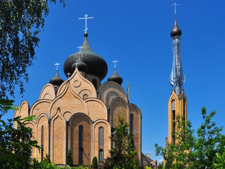 Cerkiew św Ducha, Białystok