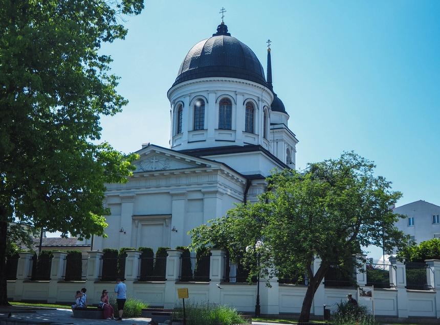 Katedralna cerkiew św. Mikołaja, Białystok