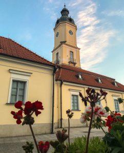 Muzeum Podlaskie - Ratusz wBiałymstoku