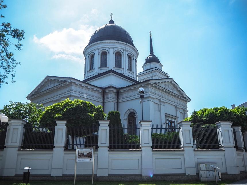 Cerkiew św. Mikołaja wBiałymstoku