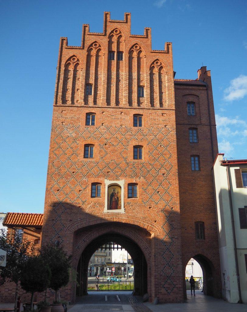 Wysoka Brama wOlsztynie