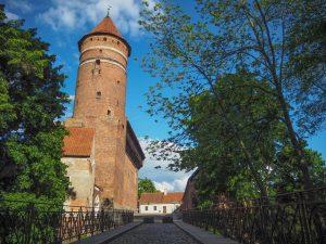 Zamek Kapituły Warmińskiej wOlsztynie