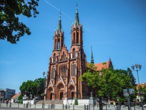 Zespół Bazyliki Katedralnej wBiałymstoku