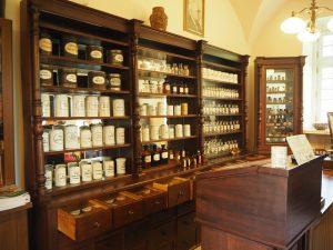 Muzeum Historii Medycyny iFarmacji wBiałymstoku