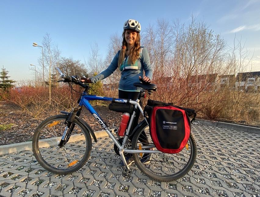 Sakwy rowerowe Extrawheel - recenzja | Podrozniczo.pl