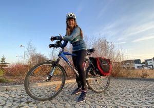 Wygląd sakw rowerowych od Extrawheel | recenzja nablogu Podrozniczo.pl