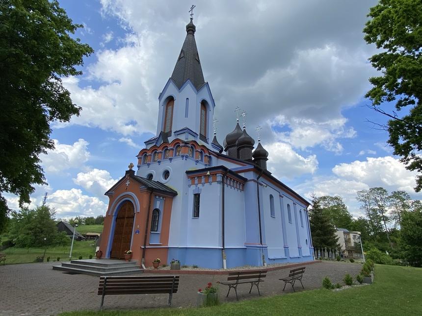Cerkiew pw. Narodzenia Najświętszej Marii Panny wMielniku
