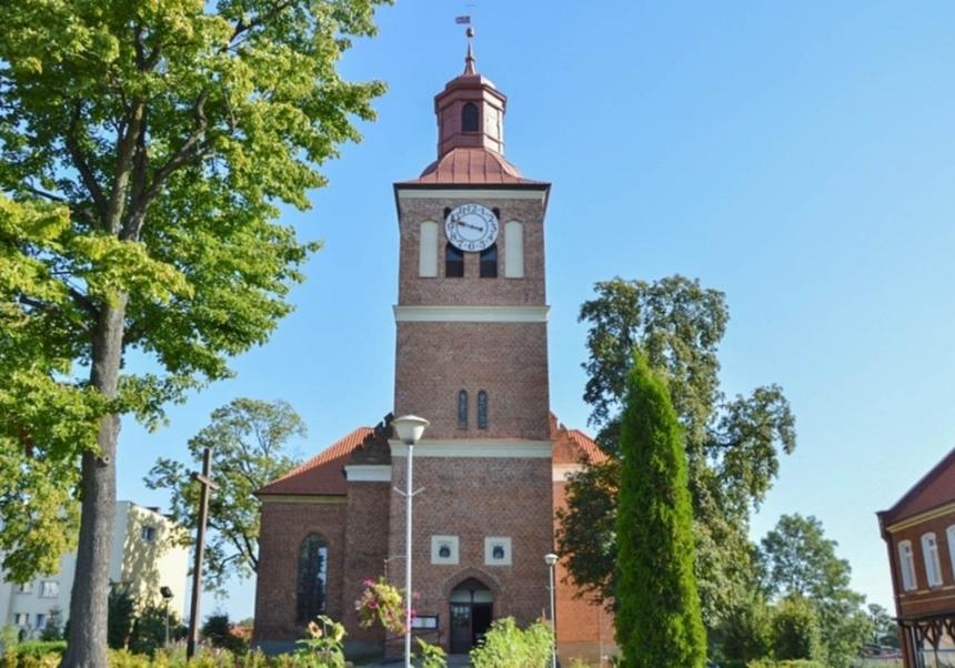 Kościół św. Piotra iPawła wWęgorzewie