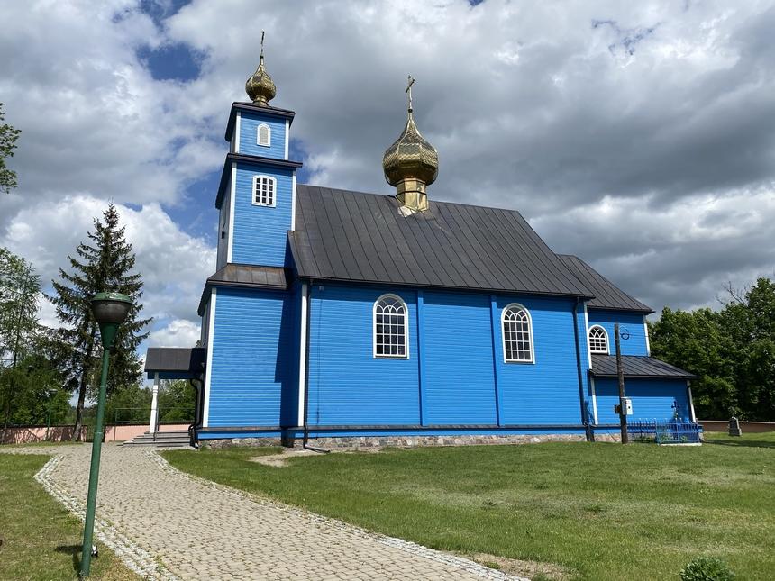 Cerkiew pw. Narodzenia Najświętszej Marii Panny wRogaczach