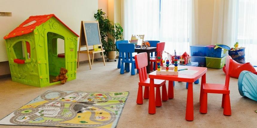 Strefa Dziecka wHotelu Kudowa Manufaktura Relaksu