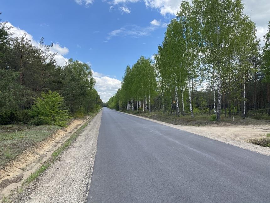 Odcinek szlaku Green Velo - Czeremcha - Rogacze