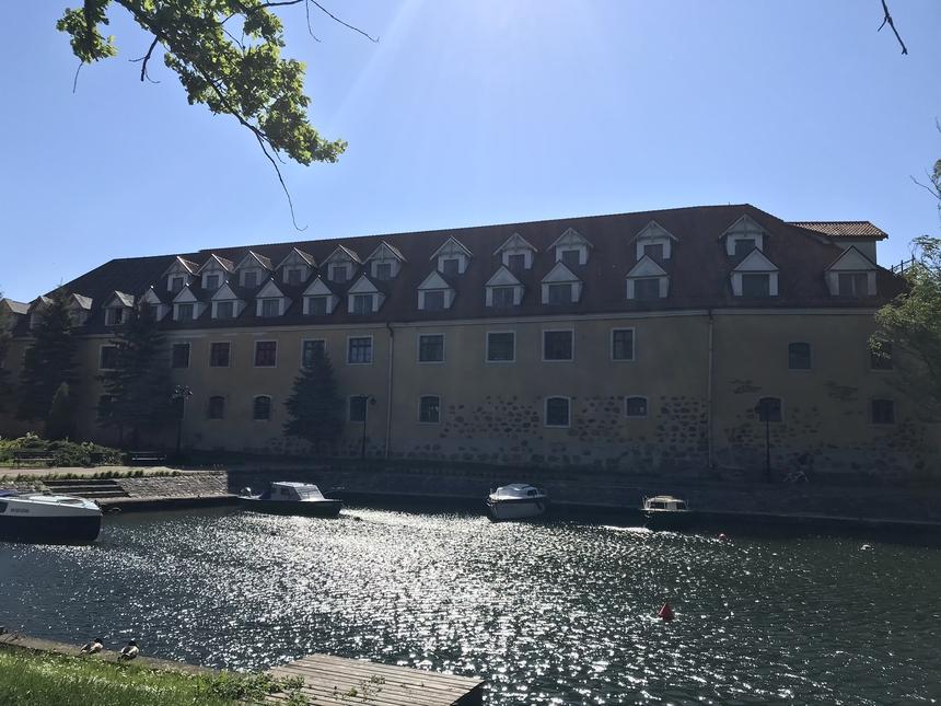 Zamek Krzyżacki wWęgorzewie