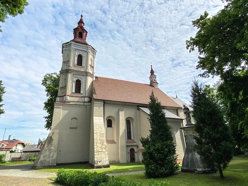 Kościół św. Mikołaja wSzczebrzeszynie