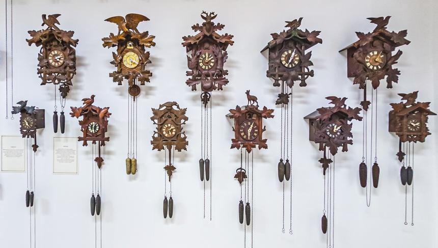 Muzeum Starych Zegarów wSzczebrzeszynie